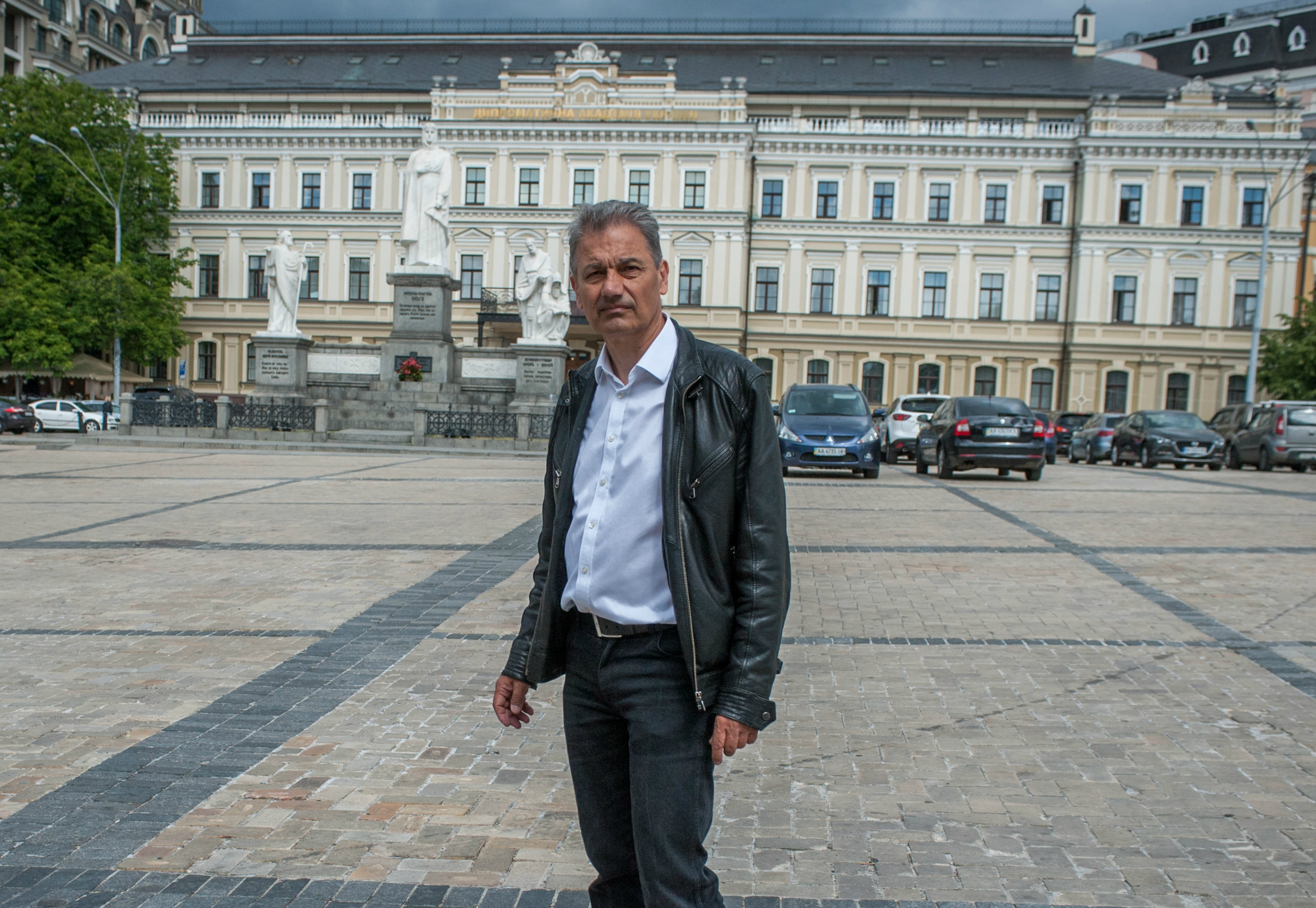 Mogens Blom pressefoto